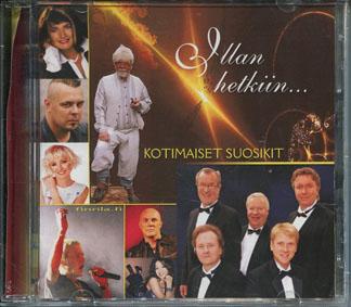 Various - Musiikkia Elokuvasta - Pitkä Kuuma Kesä