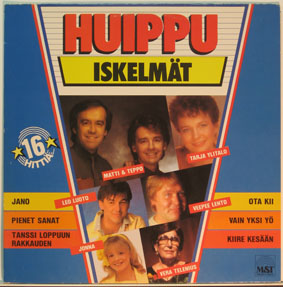 Various - Huippuhittejä 4