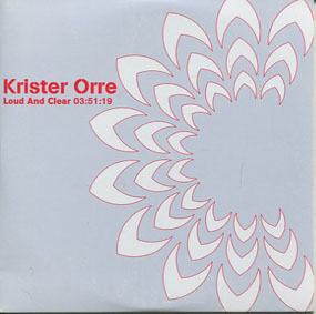 Krister Orre - Loud And Clear
