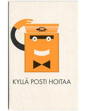 posti lähetys ulkomaille Espoo
