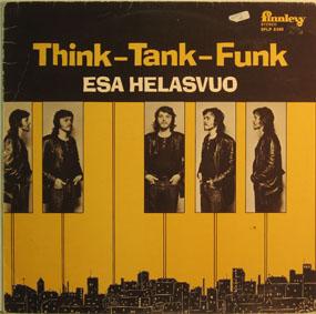 Esa Helasvuo Think Tank Funk
